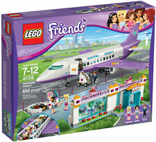 LEGO FRIENDS 41109 HEARTLAKE CITY AIRPORT NEW!!