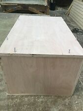 Large wooden Pet coffin, casket, large dog size 800 x 500