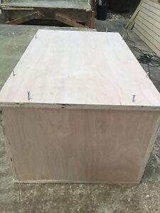 Large wooden Pet coffin, casket, large dog size 800 x 500