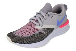 Nike Womens Odyssey React 2 Flyknit Running Trainers Ah1016 500 Sneakers Shoes