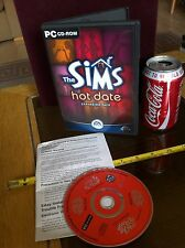 The Sims Hot Date Expansion Pack EA Games PC CD ROM