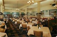 Glendale California~Interior of Glendale Cafeteria~1960s Postcard