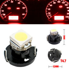 1 x T4.7 Neo Wedge Red Car Instrument Cluster Panel Lamps Gauge LED Bulb NEW