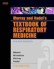 USED (LN) Murray and Nadel's Textbook of Respiratory Medicine e-dition: Text wit