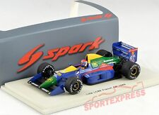 NEW 1/43 Spark S2976 Lola LC89, French GP 1989 Eric Bernard #29
