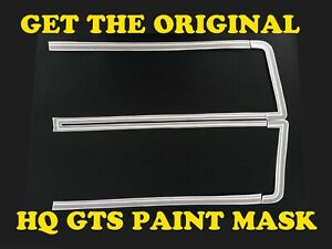 HQ GTS   Bonnet   stripe paint masking kit