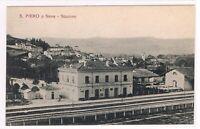 s. piero a sieve interno stazione ferrovia anni 30