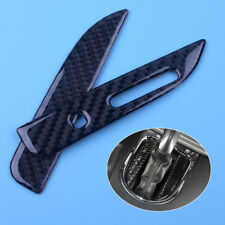 Fit Ford mustang 2015-18 Carbon Fiber Accessories Trim Shift Gear Frame Cover