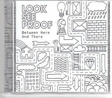 (GP491) Look See Proof, Between Here And There - 2008 Sealed CD