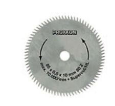 Supercut Blade for Proxxon FET Table Saw 300151 From Chronos 28731