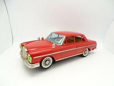 Tin Toy Ichico Japan 33cm - Mercedes 250 SE Rouge