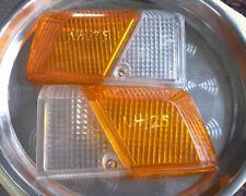 HONDA NH125 LEAD FRONT INDICATOR lens pair