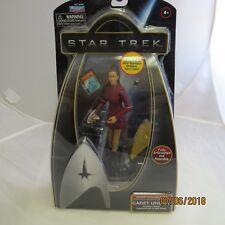 "6"" Playmates Star Trek Warp Collection Cadet Uhura Action Figure 2009"