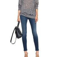 Mother The Charmer Skinny Jeans in Mockingbird 25