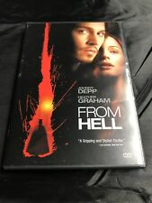 From Hell (DVD, 2002)