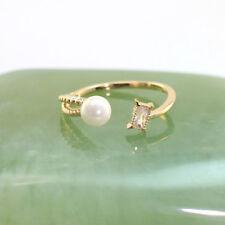 Cubic Zirconia Handmade Fashion Rings