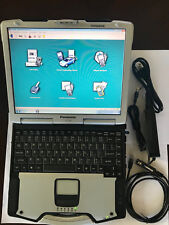 Programming Laptop with TIS2000 GM Saab Isuzu WIN 7 J2534 Pass Thru Tech 2 MDI