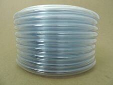 "Clear PVC Vinyl Flexible Vacuum Line Hose Tubing Milk Milker 10ft 1/2""ID 3/4""OD"