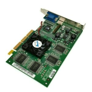 NVIDIA CN01E200 NVIDIA 32MB VGA AGP VIDEO CARD CN-01E200-44571 180-P0020