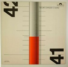 """12"""" LP - Georg Danzer & Band - Jetzt Oder Nie - B1203 - washed & cleaned"""