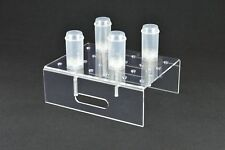 24 Hole Cake Push Pop / Sweets and Treats Holder Display Stand – BPS0058 Clear
