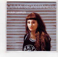 (GI331) Olivia Sebastianelli, Album Sampler - DJ CD