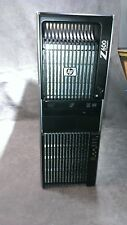 HP Z600 Workstation XEON QUAD CORE E5520 2.26 Ghz  12 Gb RAM 1TB HDD  NVS295