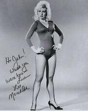 LEE MEREDITH Autographed Signed Photograph - To John
