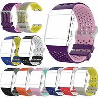 Replacement Silicone Wristband Watch Band Strap Bracelet for Fitbit Ionic Watch