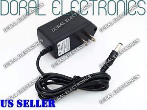 6V DC 0.5A 1A 2A Power Supply Adapter 110/220 6 V Volt 6Volt Wall 500ma 1000ma