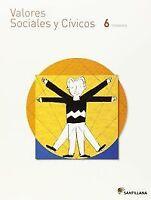(15).VALORES SOCIALES Y CIVICOS 6ºPRIMARIA. ENVÍO URGENTE (ESPAÑA)