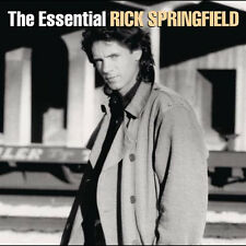 RICK SPRINGFIELD The Essential 2CD BRAND NEW Best Of Jessie's Girl