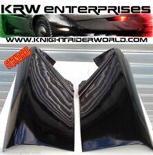 1982-1992 Pontiac Firebird Knight Rider Kitt Karr K2000 Front Side Deflectors Se