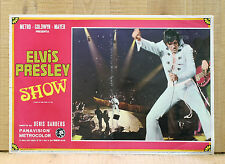ELVIS PRESLEY SHOW fotobusta poster That's the Way it is Rock'n'Roll King CP27