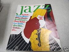 JAZZ MAGAZINE N° 278 CHARLES MINGUS CLIFTON CHENIER PIANO BEBOP LEO SMITH ALAN *