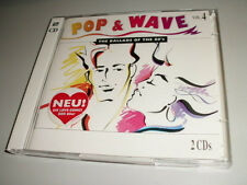 POP & WAVE VOL.4 BALLADS OF THE 80'S / 2 CD S MIT OMD ULTRAVOX CHINA CRISIS A-HA