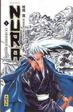 NURA Le seigneur des Yokai 1 Shiibashi MANGA shonen