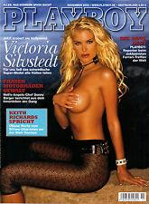 Playboy November/11/2002   VICTORIA SILVSTEDT & NICOLINA AGLIOLO*