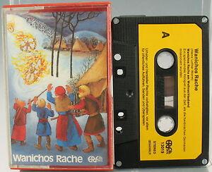 HÖRSPIEL - Wanichos Rache - ERF - christliche MC Kassette - 13019