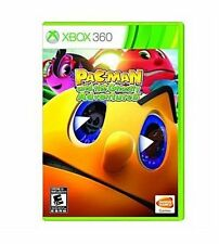 Pac-Man and the Ghostly Adventures Game (XBOX 360) Tested No Manual Pacman Game