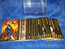 1993 CREATORS UNIVERSE COMPLETE SET 100 BASIC CARDS