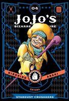 Jojo's Bizarre Adventure Part 3 Stardust Crusaders 4, Hardcover by Araki, Hir...