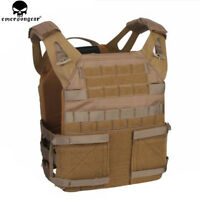 Tactical Jumpable Plate Carrier Combat Molle Vest JPC 2.0 Lightweight Body Armor