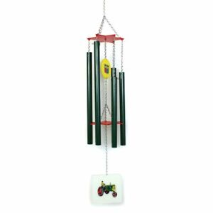"""Oliver 77 Tractor Metal Wind Chime, 36"""" Long x 7"""" Diameter SD55512"""
