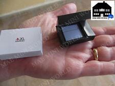 PS4 20th Anniversary, Miniature box.Scale 1/12