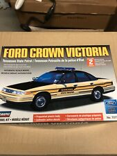 Lindbergh Model Kit Ford Crown Victoria Tennessee State Police Car