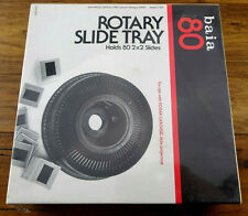 "BAIA 80 Rotary Slide Tray Slide Projector 80 2"" x 2"" Slides #3757 Free Shipping"