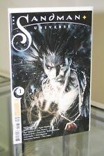 DC COMICS SANDMAN UNIVERSE #1 JIM LEE VARIANT COVER FIRST PRINT