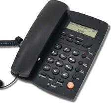 KerLiTar Home Office Corded Phone with Caller ID Speakerphone Landline Telephone