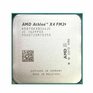 AMD Athlon X4 870K 3.9GHz Quad-Core AD870KXBI44JC Socket FM2+ PC Processor CPU